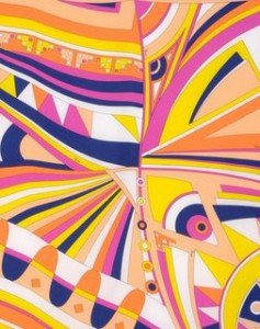 how to wear bold prints