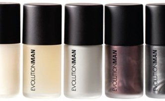 Nailpolish for men evolutionman