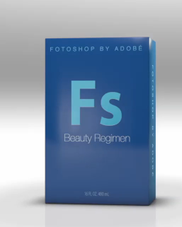 This Commercial Isn't Real (But it is Hilarious), Neither Are Society's Standards of Beauty