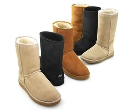 Uggcitrin: The Ugg Boot Vaccine.  Get Yourself Protected!