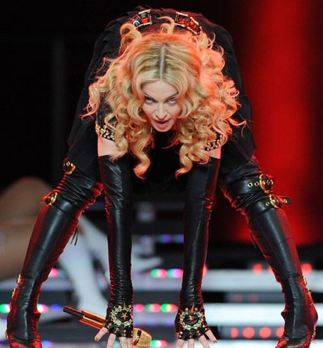 Madonna and the Superbowl Halftime Show
