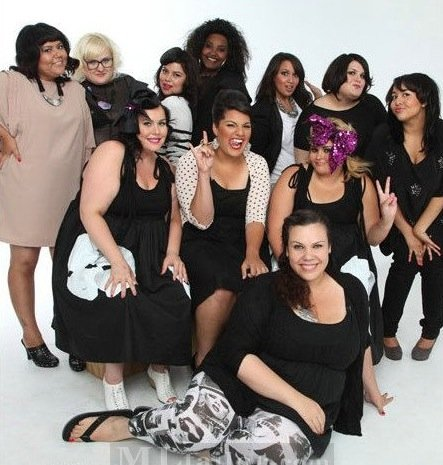 Plus Size…The Neglected Majority Broadcast Re-Airs this Friday at Noon