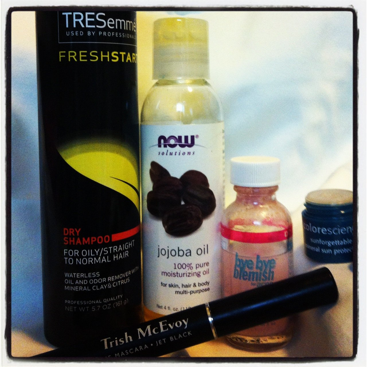 My Top 5 Favorite (Never Go Without) Beauty Products