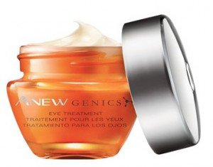 AVON ANEW Genics Eye Treatment review