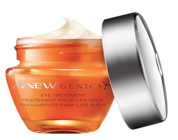 AVON ANEW Genics Eye Treatment Review: a Day Keeps the Plastic Surgeon Away