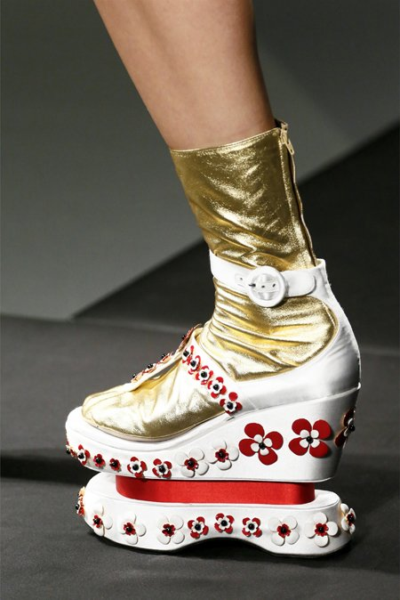 Pretty or Pretty Ugly: Prada's Spring Shoes
