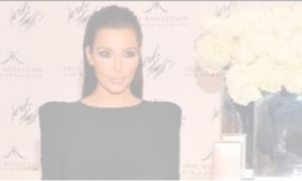 Kim Kardashian's Fashion Night Out Mistake