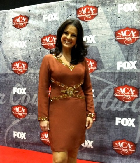 American Gypsy Designer Sondra Celli Does Red Carpet for the American Country Awards