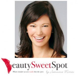 Jeanine Morris BeautySweetSpot.com