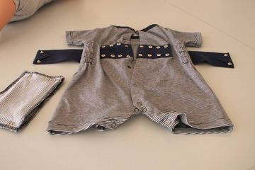 Smart Fashion: The Smart Baby Suit Can Save Babies from Sudden Infant Deaths