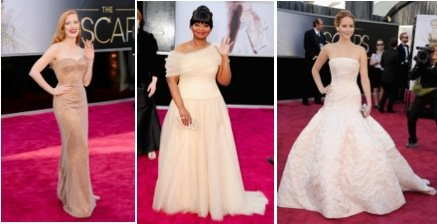 Oscar Fashion 2013: The Hits & The Misses
