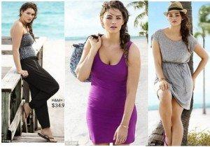 H&M Plus Size Swimwear