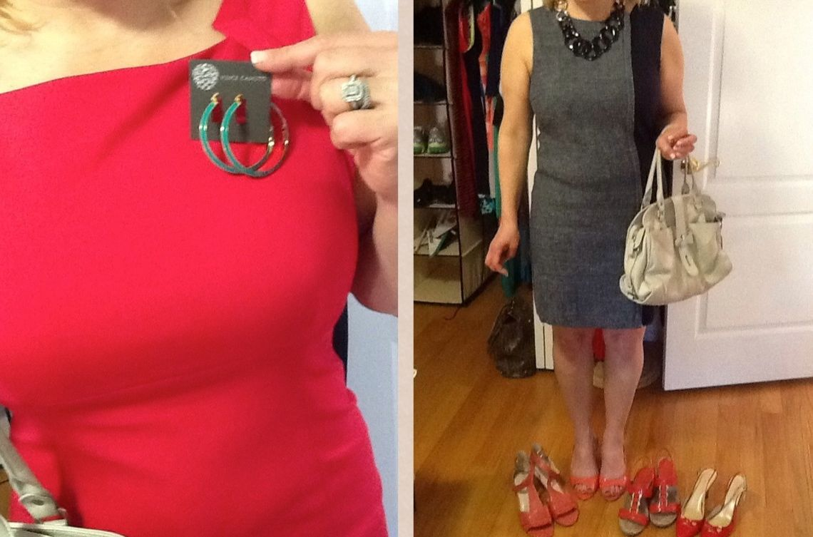 Behind the Scenes with a Client: Tips on How to Put Dress Outfits Together