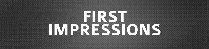 Some Scary News About First Impressions