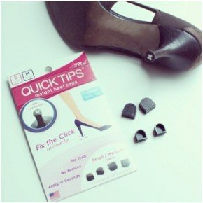 Quick Tips Instant Heel Caps
