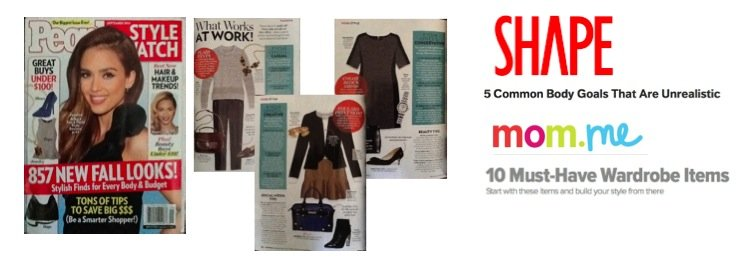 My Style Advice in the Press Last Week: People StyleWatch, Shape.com, and a Few More