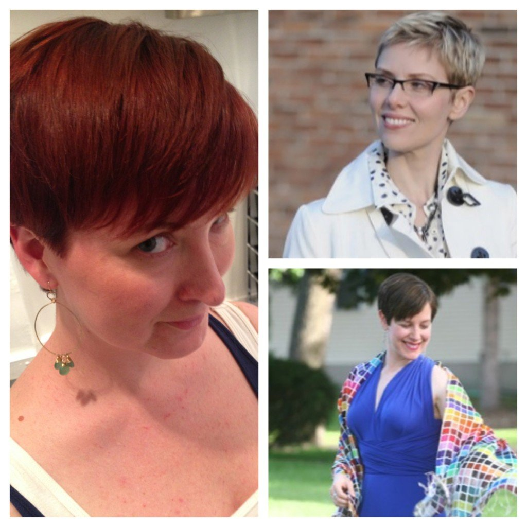 Bridgette Raes, Sally McGraw, Angie Cox