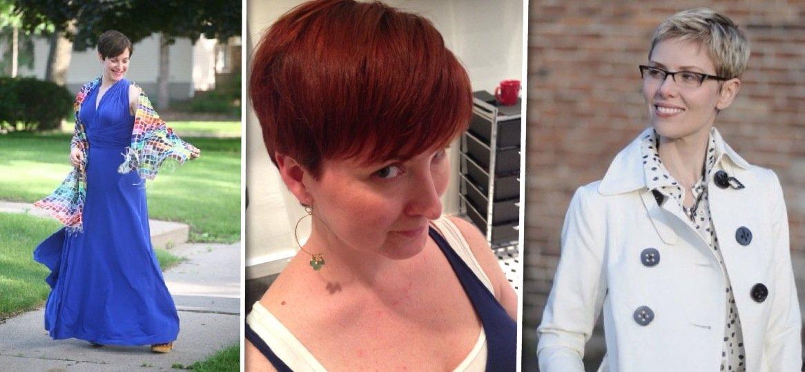 Style Bloggers Love Short Hair, Apparently