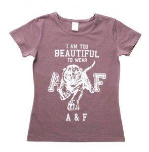 I am too beautiful to wear a&f