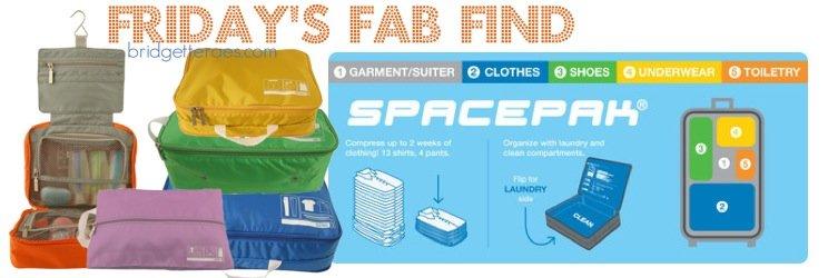 Friday's Fab Find: Spacepak