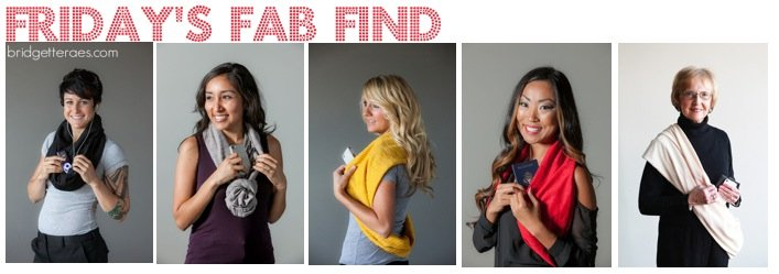 Friday's Fab Find: Sholdit Scarf