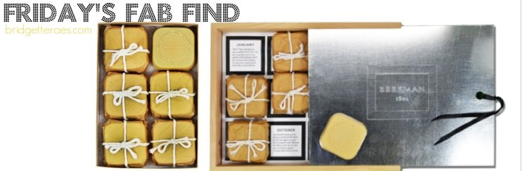 Friday's Fab Find: Beekman Soap