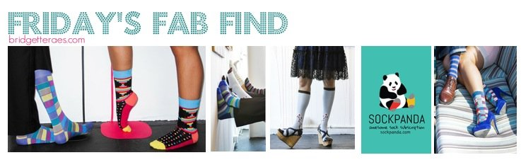 Friday's Fab Find: Sock Panda