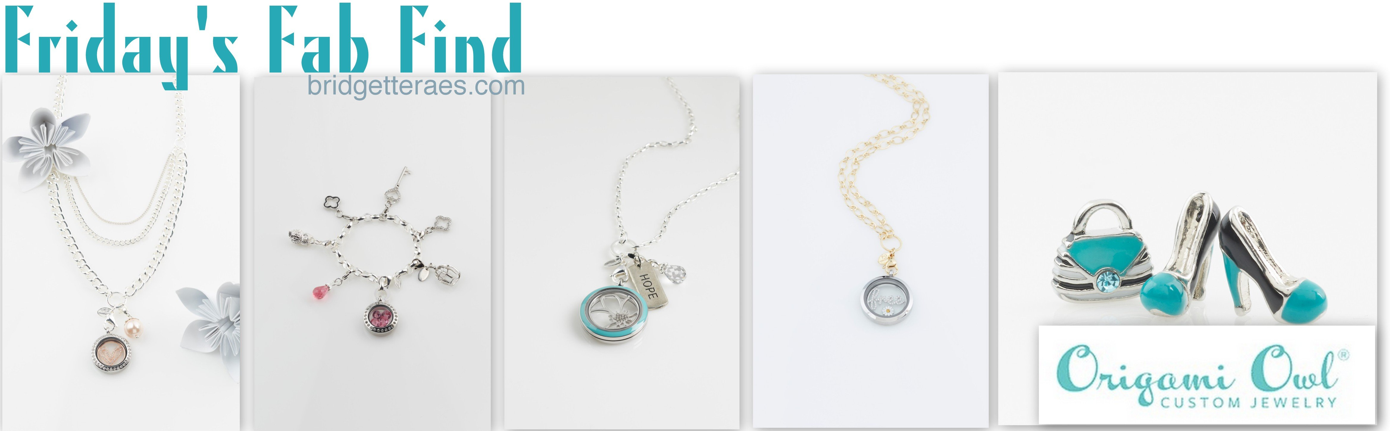 Friday's Fab Find: Origami Owl