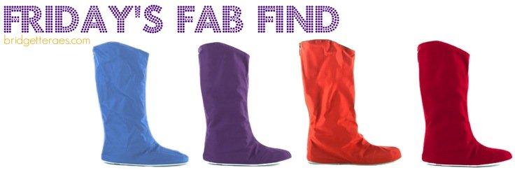 Friday's Fab Find: Go Go Golosh