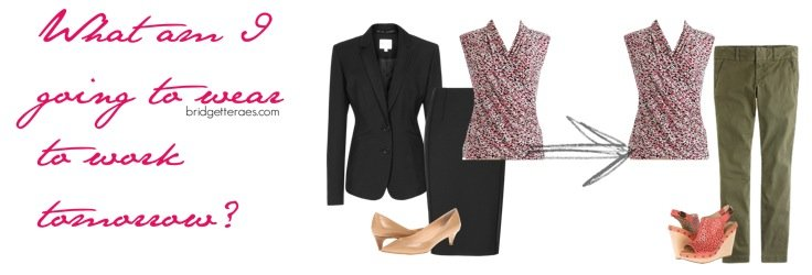 How to be a Stylish Working Mom
