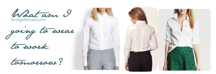 The Button Down Shirt: Solving the Gaping, Bunching and Ironing Issues