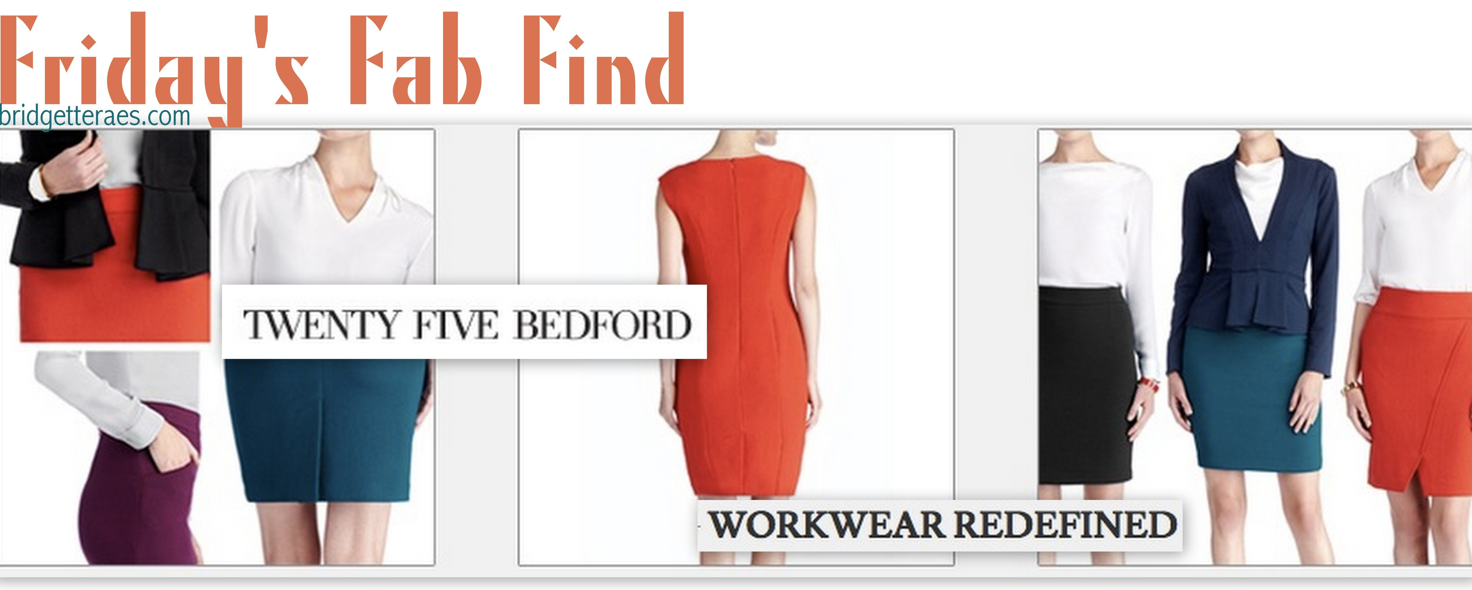 Friday's Fab Find: 25 Bedford