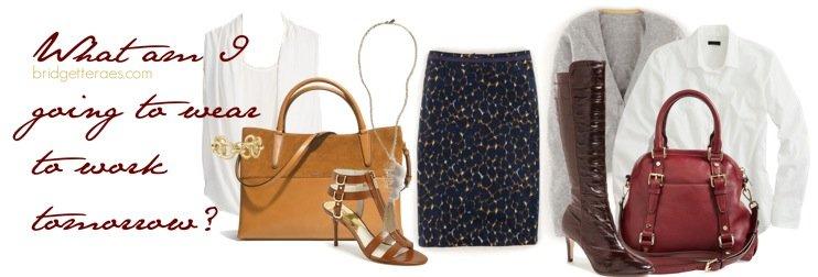 Transitional Fashion: Wear Now, Wear Later