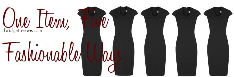 Fresh Ways to Wear a Little Black Dress