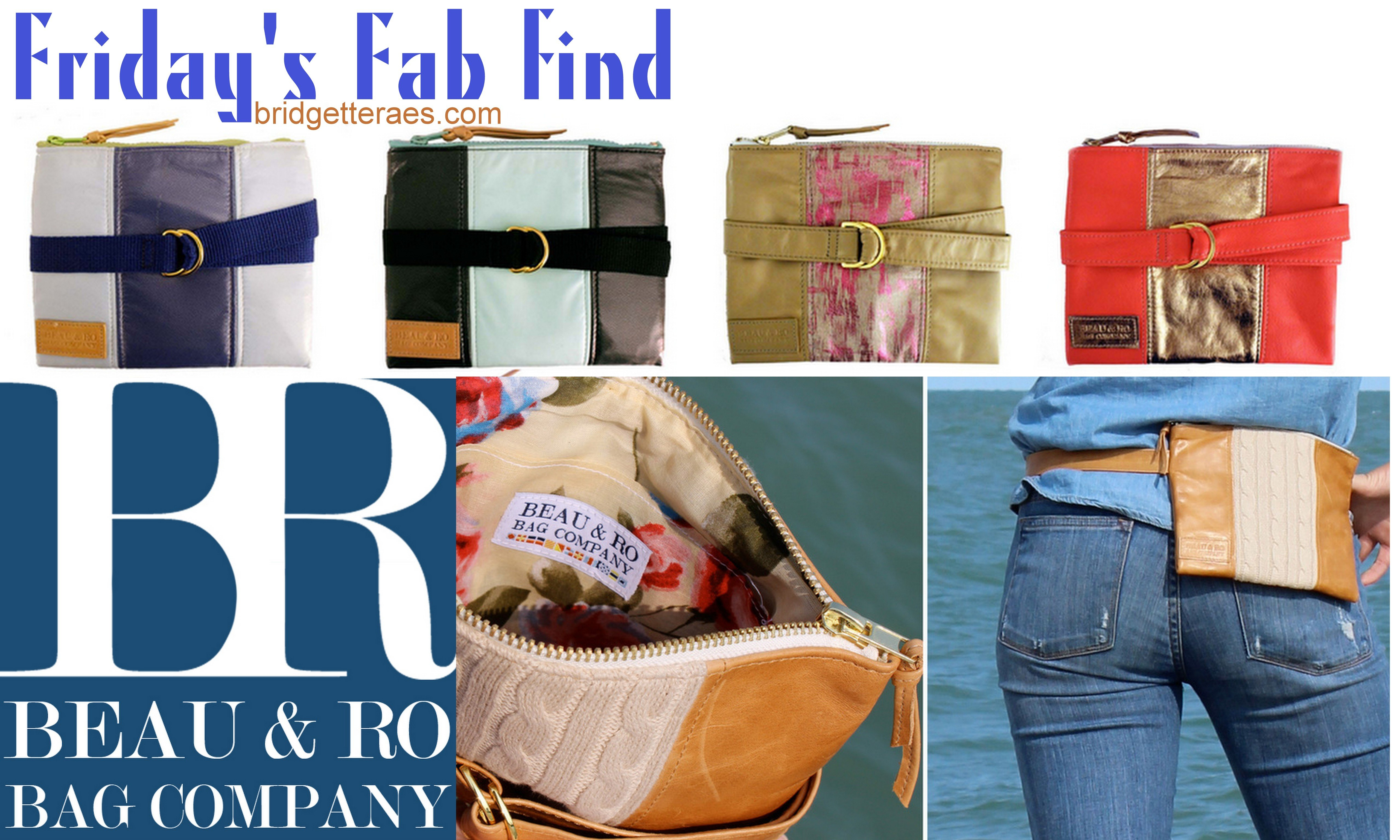 Friday's Fab Find: Beau and Ro Belt Bags