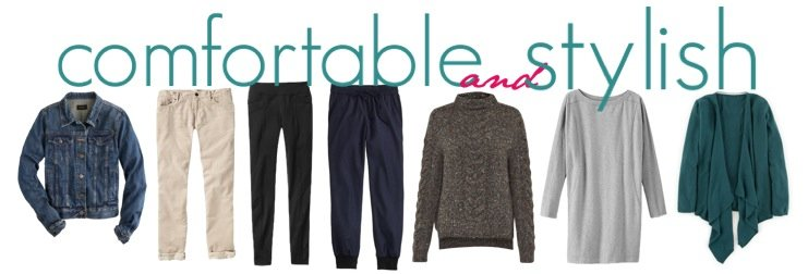 Comfortable and Casual Fashion Without Sacrificing Style