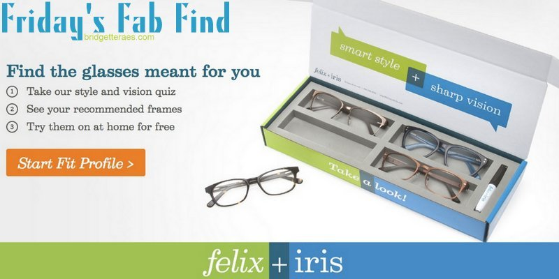 Friday's Fab Find: felix + iris