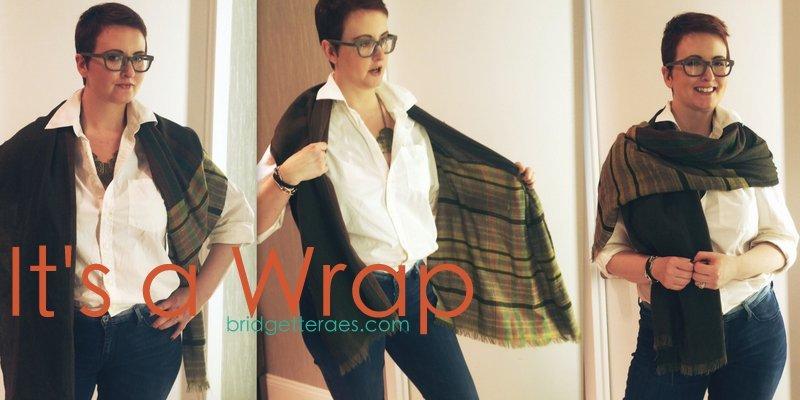 It's a Wrap: How to Wrap a Pashmina Scarf