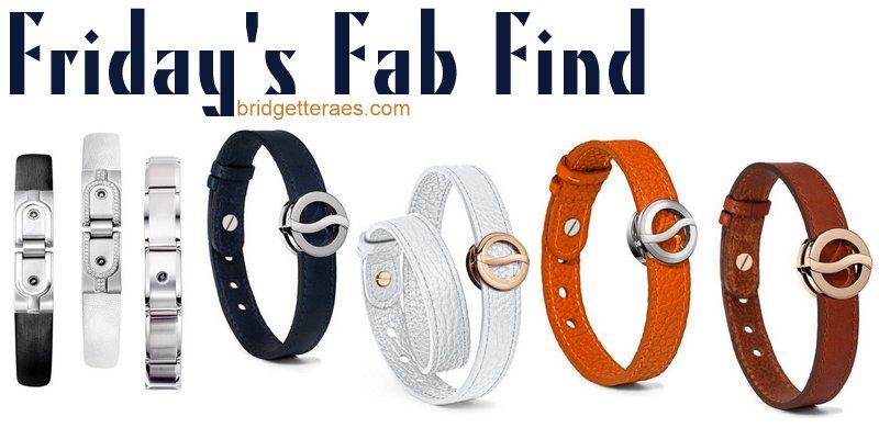 Friday's Fab Find: Philip Stein Health Bracelets