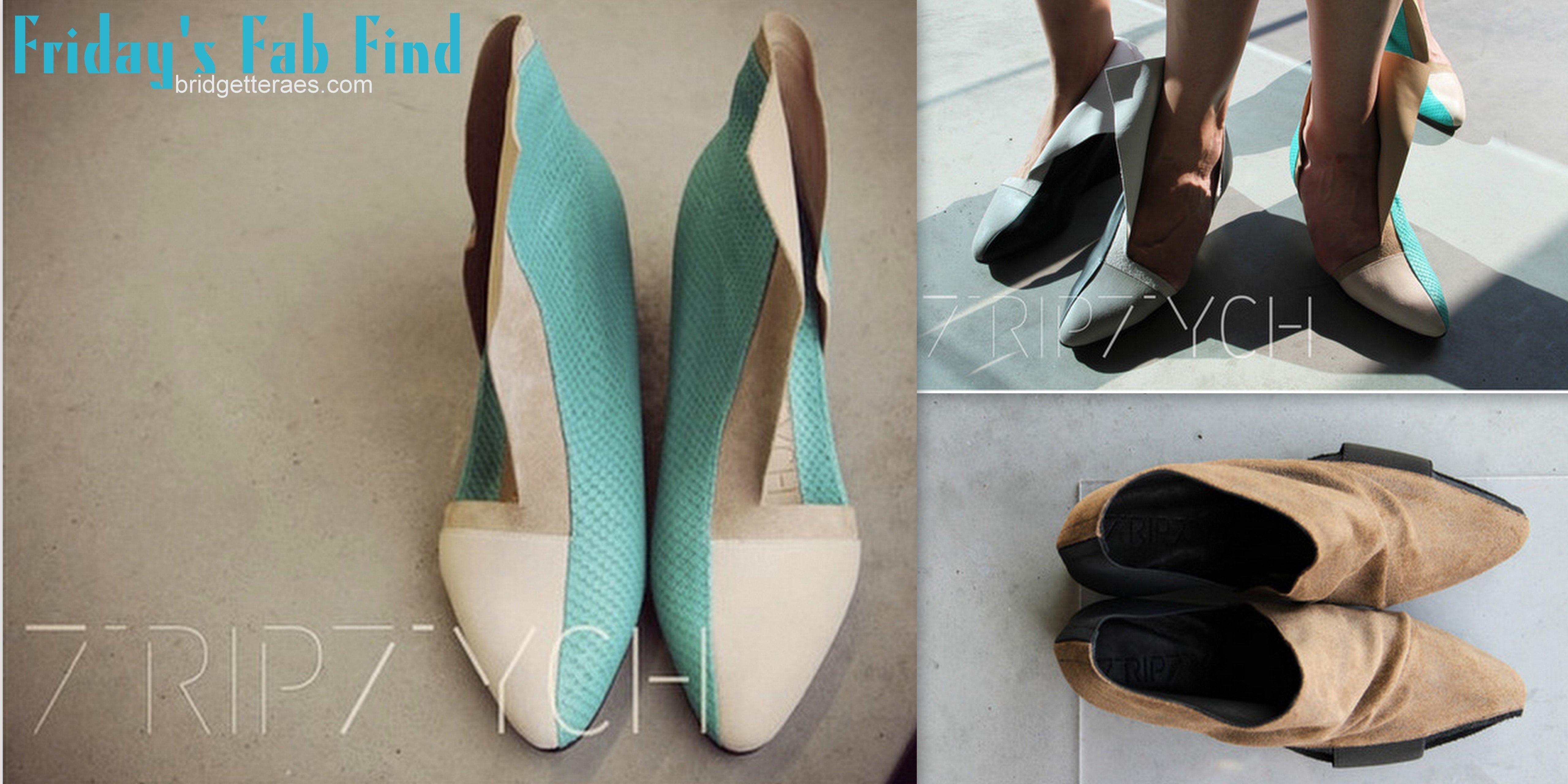 Friday's Fab Find: TRIPTYCH Artisanal Footwear