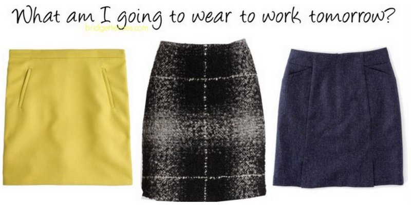 How to Appropriately Wear Mini Skirts to Work