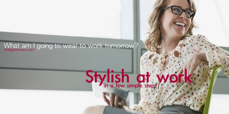 Stylish Work Outfits with Just a Few Tweaks