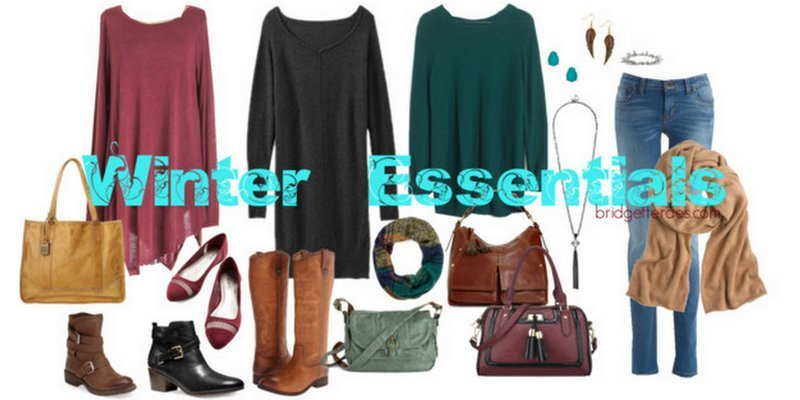 How to Style Your Casual Winter Fashion Essentials
