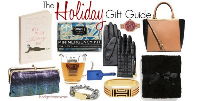 The Holiday Gift Guide: Stylish Must-Haves for All Types