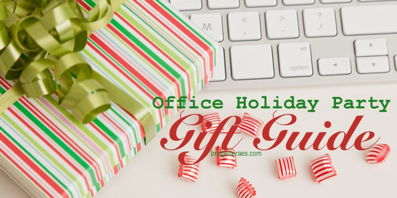 Office Holiday Party Gifts: Ideas and Etiquette