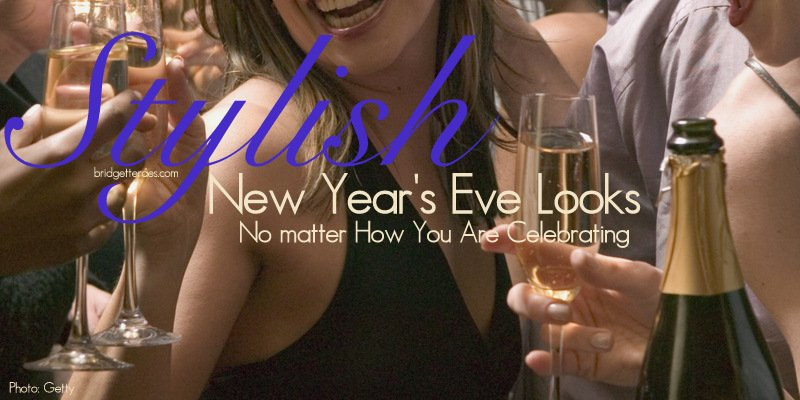 Stylish New Year's Eve Outfits: No Matter What Your Plans Are