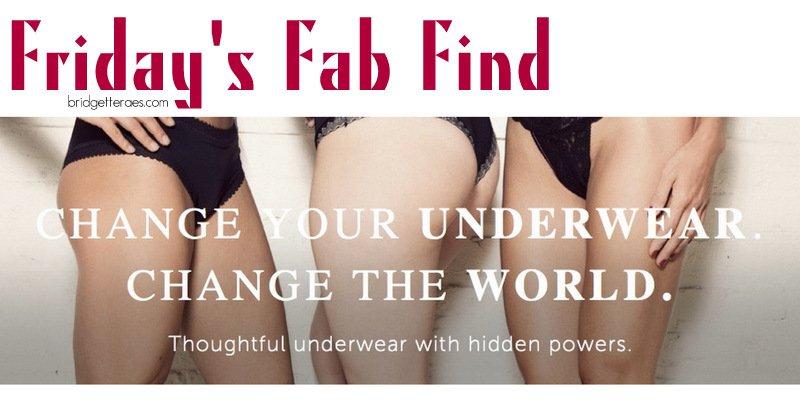 Friday's Fab Find: Thinx Underwear
