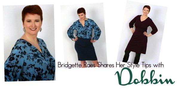 Bridgette Raes Chats with Dobbin
