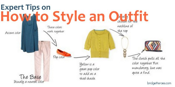 Easy Ways to Fabulously Style an Outfit