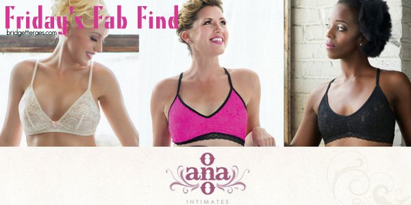 Friday's Fab Find: AnaOno Intimates
